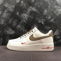 Nike Air Force 1 07 Yohood AF1 Low White Sneakers - Best Online Sale