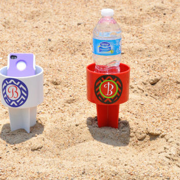 Personalized Beach Spiker/ Assorted Colors