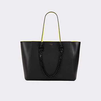 Unieni Black Women's Totes | ALDO US