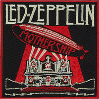 Led Zeppelin - Mothership Patch