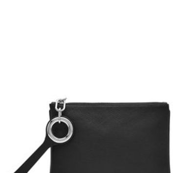 Riot Leather Clutch - Alexander Wang | WOMEN | US STYLEBOP.com