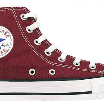 Converse Chuck Taylor All Star Hi Top Maroon