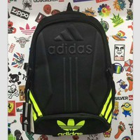 VONEB7T Adidas' Sport Travel Backpack College School Bag Laptop Bag Bookbag G-A-XYCL