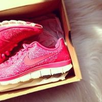 glitter nike running shoes - Google Search