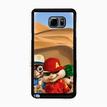 alvin and the chipmunks for Samsung Galaxy Note 5 Case *NP*