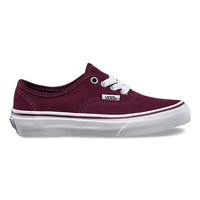 Kids Suede Authentic | Shop Kids Shoes at Vans