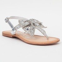Naughty Monkey Painted Lady Sandal