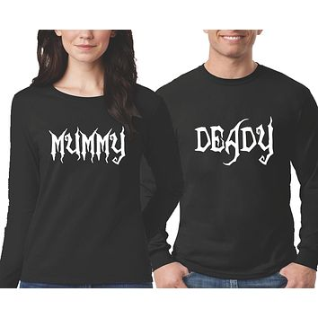 Halloween Long Sleeve Shirts - Matching Halloween Shirts