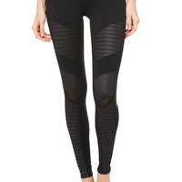 Moto Legging | Women's Bottoms | ALO Yoga