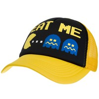 Pac-Man - Eat Me Trucker Cap
