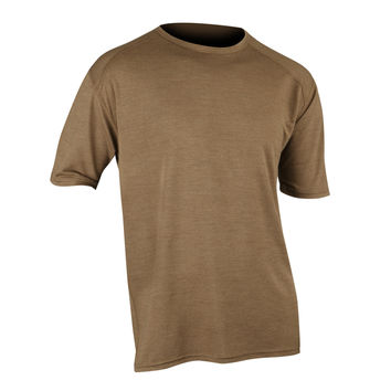Base Layer Short Sleeve Crew FR Midweight