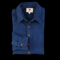 UNIONMADE - UNIONMADE Indigo - Farm Tactics Jersey Pop Over