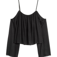 Open-shoulder Top - from H&M