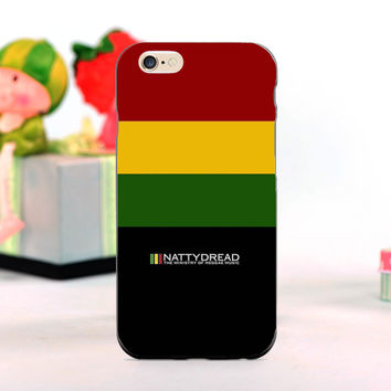 Dreadlock Rasta mobile phone Cases for iphone 5s 4s 5c 6 6plus and Case for Samsung S3 S4 S5 S6 S7 Note 2 3 4 5