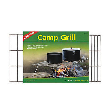 Coghlans Camp Grill Campfire Cooking Stove #8775