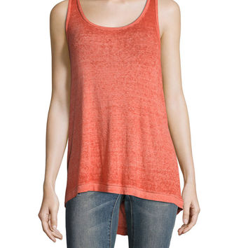 Break Down Solid Wrap Top
