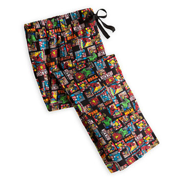 Disney Marvel Comics Lounge Pants for Men | Disney Store
