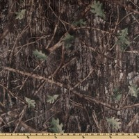 True Timber Outdoors Camouflage Conceal Green Mesh Fabric By The Yard