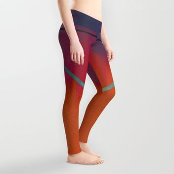 Clear as Day Leggings by Ducky B
