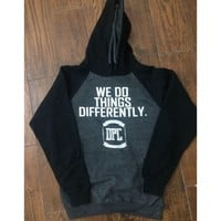 """We Do Things Differently"" Hoodie"