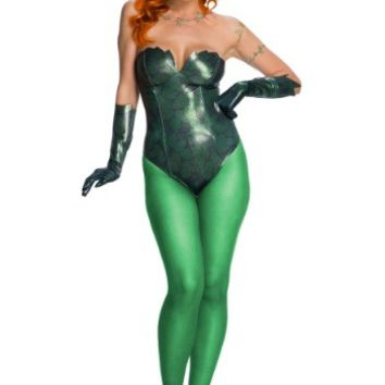 DC Comics Poison Ivy Costume for Women
