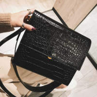 Tommy Bag - Black Croc