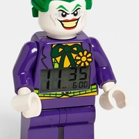 Boy's LEGO 'Joker' Alarm Clock
