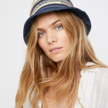 Free People Artisan Bucket Hat