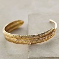 Feathered Cuff by Anthropologie