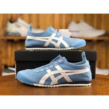 jisww Authentic ASICS Onitsuka Tiger MEXICO 66 TH1B2N casual