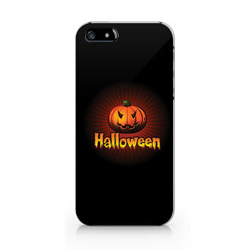 Pumpkin Hallowqueen phone case,iPhone 5 5S case, iPhone 4 4S case, Free shipping M-552