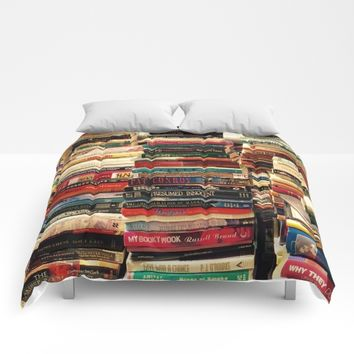 Books Comforters by UMe Images