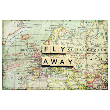 I liked this design on #Fab. Fly Away