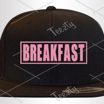 Breakfast Snapbacks Snapback Beyonce Snapback Snapbacks Flawless Snapback Snapbacks Hats Hat Caps Cap I Woke Up Like Dis Surfboard