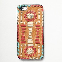 Womens Leather iPhone Case