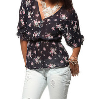 rue21 :   DITZY BUTTON FRONT ANGEL