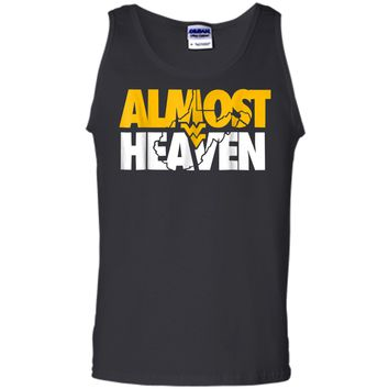 Almost Heaven Gift For West Virginia Tank Top