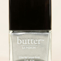 Butter London Diamond Geezer Silver Nail Lacquer