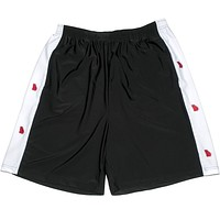 GA Athens Shorts in Black by Krass & Co.
