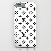 fancy love iPhone & iPod Case by Pink Berry Patterns