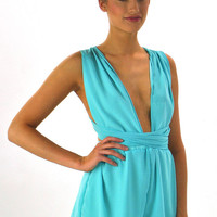 Twist and Shout Romper