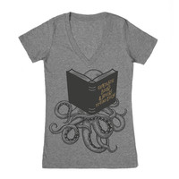 Fantastic Books & Where to Find Them womens book t-shirt – Out of Print