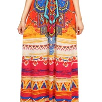Fable Sunset Maxi Skirt