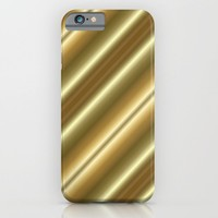 Gold and Cream iPhone & iPod Case by Lena Photo Art