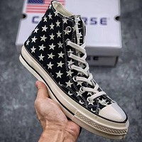 Trendsetter Converse Chuck Women Men Fashion Casual High-Top Canvas Shoes