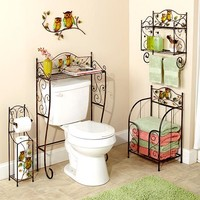 Bronze Owl Bathroom Collection Mix And Match