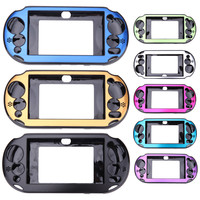 Hot sale 8 colors Aluminum plastic Skin Case Cover Shell for Sony PlayStation PS Vita 2000 PSV PCH-20