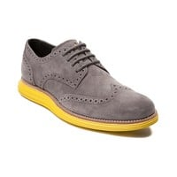 Mens Cole Haan Lunar Suede Casual Shoe