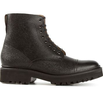 Grenson lace-up boots