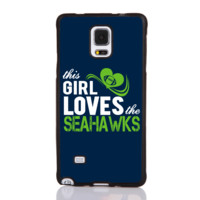 This Girl Loves The Seahawks Phone Case For Samsung & iPhone